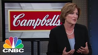 Campbell Soup Company CEO: Going Natural | Mad Money | CNBC