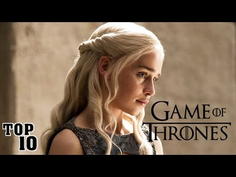 Top 10 Facts About Game Of Thrones