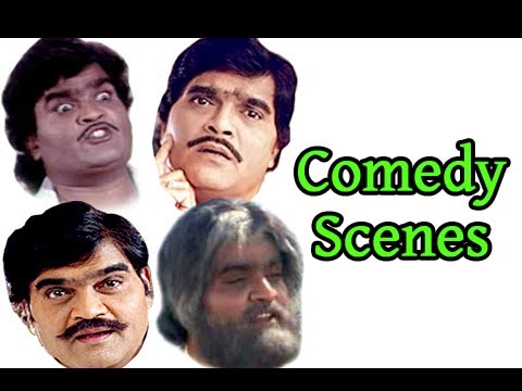 Ashok Saraf - Collection Of Best Comedy Scenes - Marathi Movies...