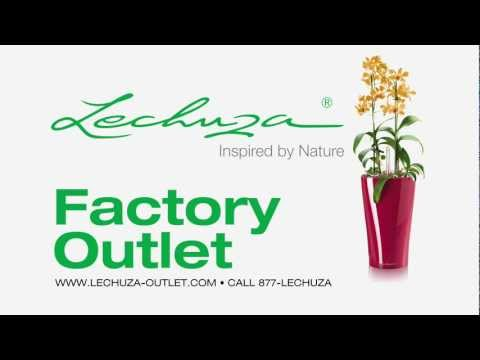 Come and visit the LECHUZA Factory Outlet in Palm Beach Gardens, ...
