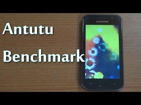 Antutu Benchmark - CM10.2 - Android 4.3 - Samsung Galaxy SL i9003