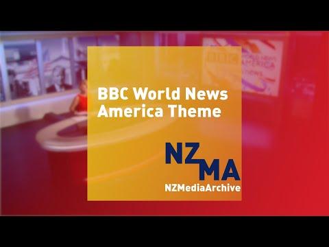 BBC World News America Theme