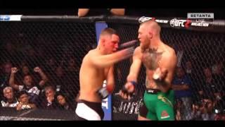 Nate Diaz vs Conor Mcgregor 2 /  UFC 202