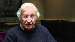 Mark Donne interviews Professor Noam Chomsky - Huff Post UK