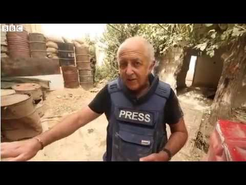 The BBC's J.Bowen In Damascus: Subterranean Battles, Stalemates, High Morale And Loony Predictions