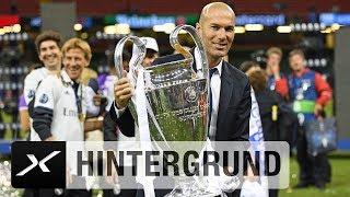Real Madrids Zinedine Zidane: Europas Fußball-König | Real Madrid | LaLiga