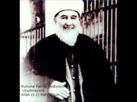 Mehmed Zahid Kotku Hazretleri ~ Mala,Mulke,Paraya Tapanlar