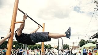 extreme front Lever