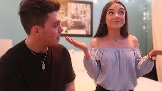 Reacting To My LITTLE Sister Dropping OUT Of High School