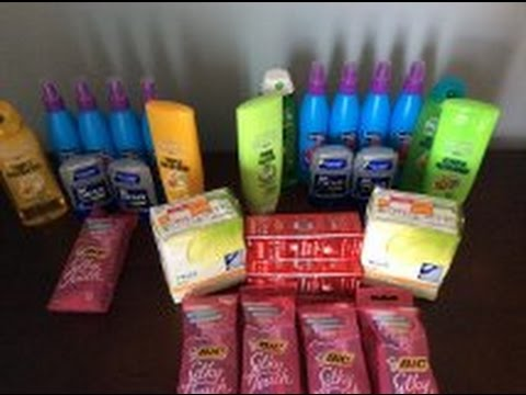 3/15/15- Couponing at Target...Huge Moneymakers on shampoo, toothpaste, razors & more!!!!!