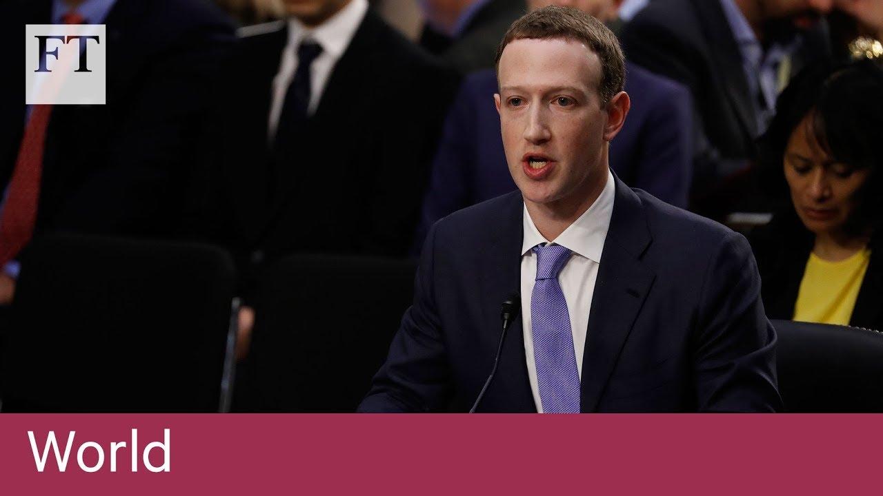 Key takeaways as Facebook founder testifies on Capitol Hill
