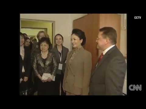 Peng Liyuan, la first lady cinese (CNN)