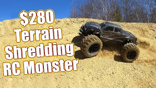 Instant RC Excitement! Redcat Racing Dukono Pro 4x4 Brushless Monster Truck Review | RC Driver