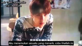 [INDO SUB] EXO Next Door Unseen Cut Part 2