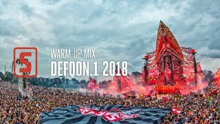 Defqon.1 2018 Warm-up Mix by Scantraxx