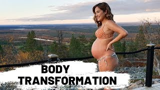 My Pregnancy Transformation | Week by Week