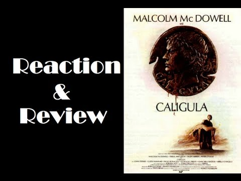 caligula Reaction & Review video