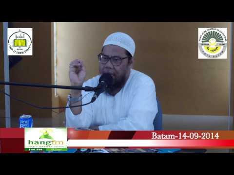 Pengajian,Tabligh Akbar,Dauroh Islam Ilmiyyah Di PPIT NONGSA BATAM