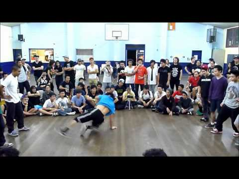 Round 5 - Zealous vs FlavaWave - SYDNEY BBOY LEAGUE