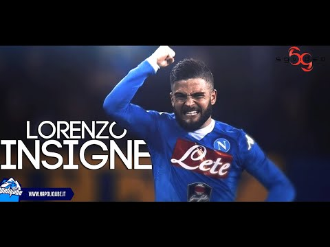 Lorenzo Insigne | Best Italian Player - Goals & Skills SSC Napoli 2015/16 HD