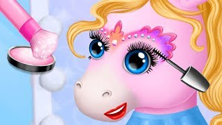 Fun Pony Sisters Pop Music Band Kids Game - Play, Sing & Design - Dress Up Makeover Games For Girls