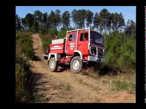 Condu��o fora de estrada, Bombeiros Voluntarios Cernache do Bonjardim