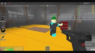 kill The Zombies (Zombie Zone) ROBLOX