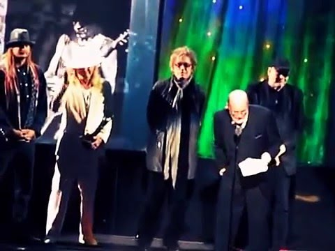 2016 HQ Cheap Trick Induction Speech Rock & Roll Hall of Fame