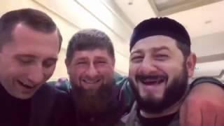 Путин, Кадыров и Галустян сняли видео для НАТО. «Дойдем до главного»