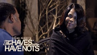 Veronica Tells David the Truth About Erica | Tyler Perry's The Haves and the Have Nots | OWN