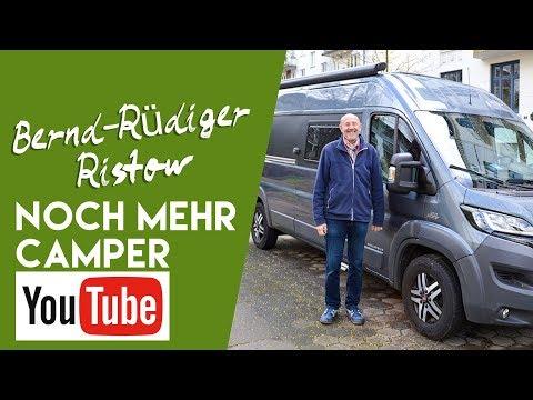 Bernd-Rüdiger in Die Besten YouTube-Kanäle für Camper und Wohnmobil - Fans - #1