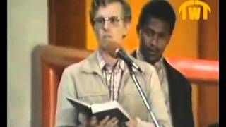 Ahmed Deedat Answer – Jesus said 'I have finished the task' before crucifixion!