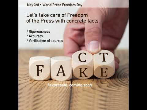 IAPA Media Campaign on World Press Freedom Day