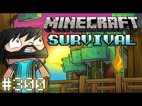 THE ADVENTURE TO FIND SOCKS!! [#300] | Minecraft : Noodle Planet w/ThinksWife
