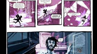 "Portal 2 - Comic ""Rat Lab"" en Castellano"
