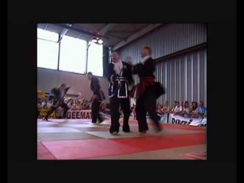 kuk sool won master john watson various demonstrations Image 1