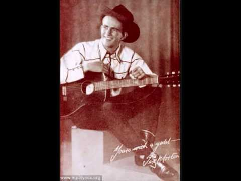Early Tex Morton - Move Along Baldy (1938). video