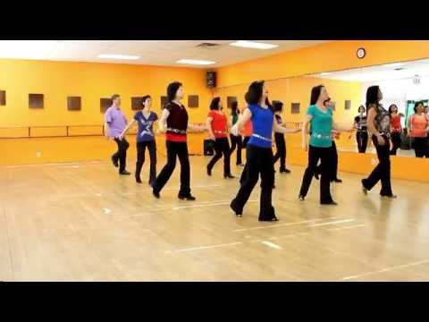 Girl Crush - Line Dance (dance & Teach In English & 中文) video