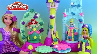 Pâte à modeler Play Doh Royal Palace Château de Crystal des Princesses Palais Royal