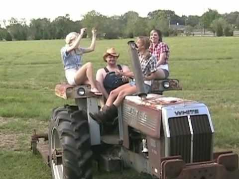 hot naked girls on tractor pics