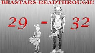 Rivals & Romances! | Beastars Chapters 29-32 Readthrough!