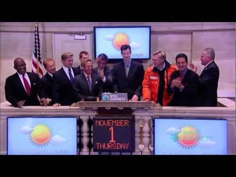 NYSE Euronext Honors Local Area Weather Anchors and Meteorologists