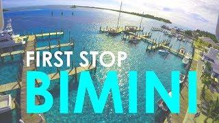 1st Stop - BIMINI - Lady K Sailing - Episode 36