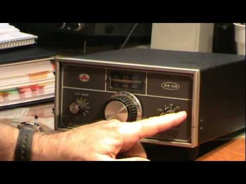 TRRS #0084 - Atlas RX-110 Amateur Radio