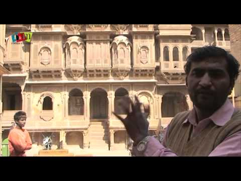 Spectacular Patwon Ki Haveli (Kothari's Patwa Haveli) - Jaisalmer, India by Rooms and Menus