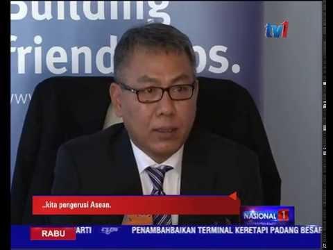 FORUM EKONOMI DUNIA - PENEKANAN PADA ASEAN  [21 Jan 2015]