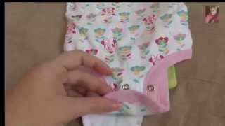 Одежда для малыша (на первые месяцы жизни)