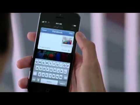 iPhone 5 Commercial official Full trailer for iphone 5