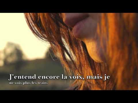 Carla Bruni- Quelqu'un M'a Dit (lyrics)