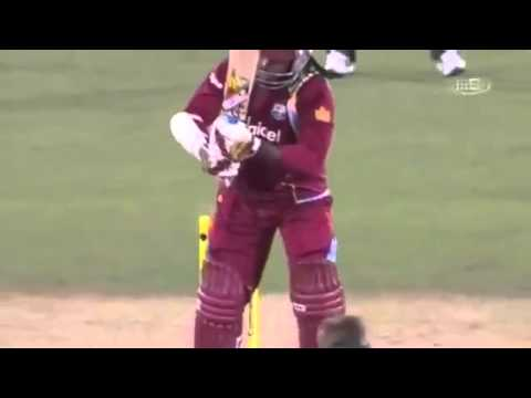 {{Faulkner Says F!!k off to Gayle AFTER Wicket}} Australia VS West Indies 3rd ODI Highlights